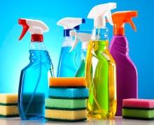 Химия для профессиональной уборки, дезинфекция
